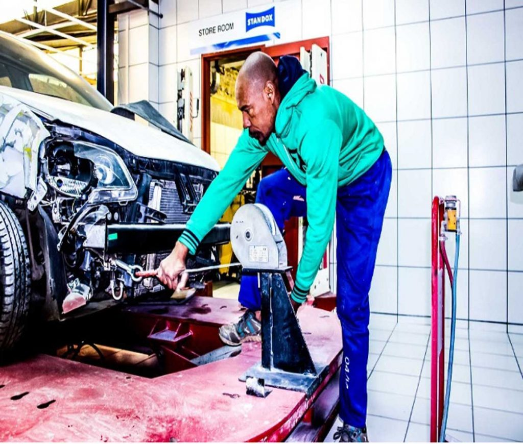 WC Panel Beaters Potchefstroom Body Shop