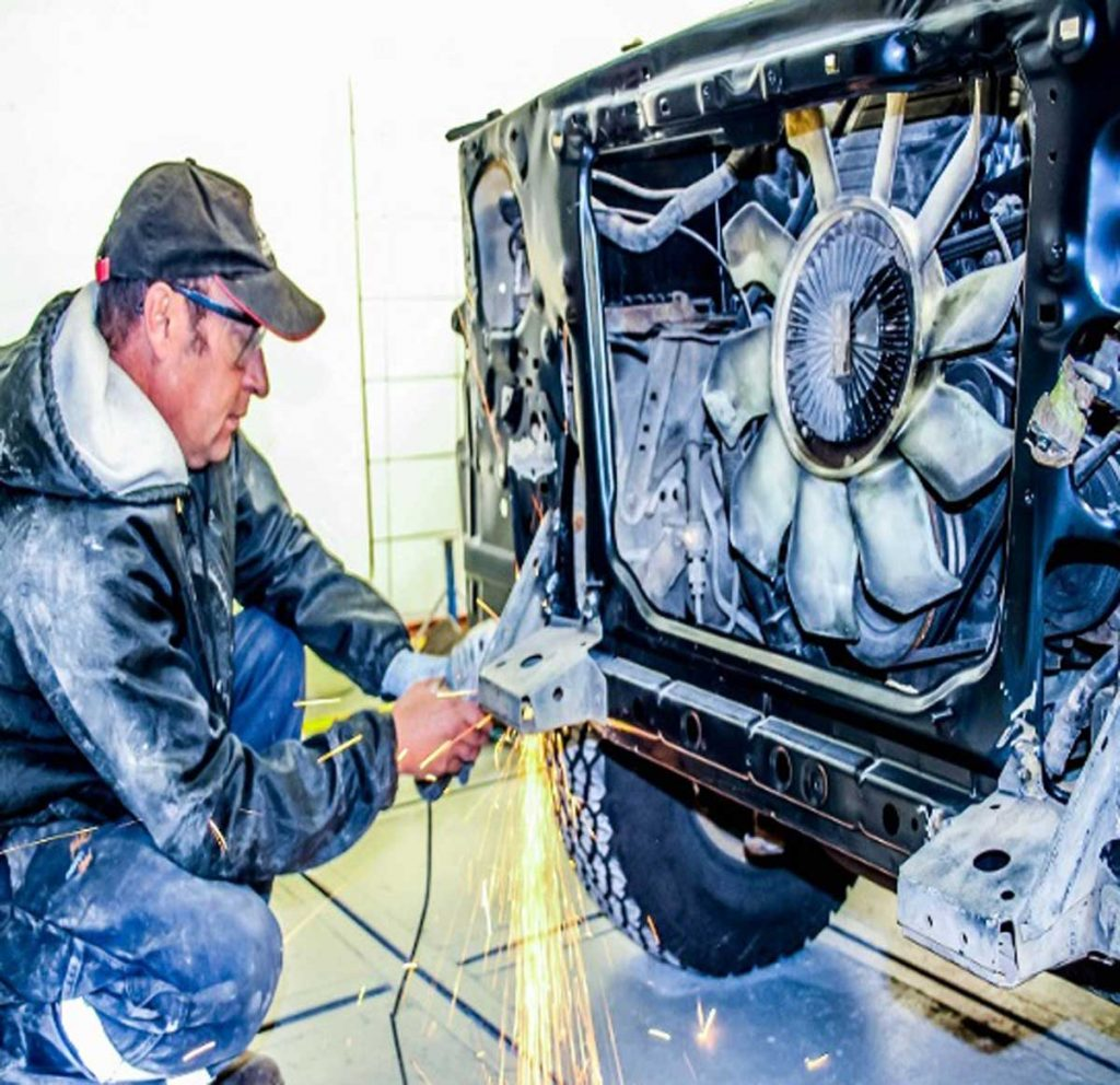 WC Panel Beaters Potchefstroom Air Conditioning Service