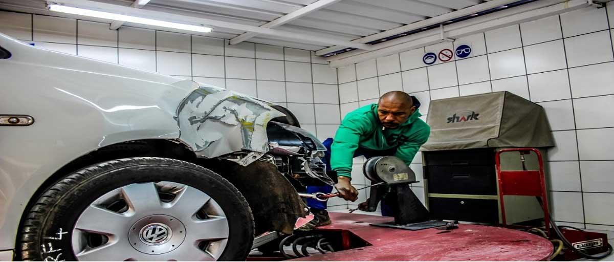 WC Panel Beaters Potchefstroom Headlamp Focusing Unit