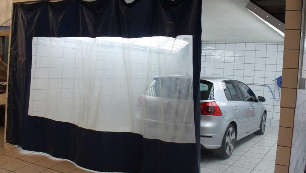WC Panel Beaters Potchefstroom Wash Bay