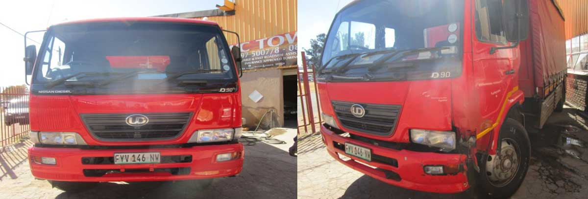 WC Panel Beaters Potchefstroom Trucks And Commercial Vehicles